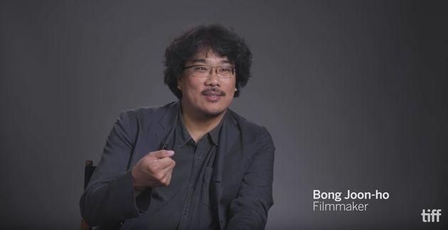 봉준호가 말한 한국영화가 총 없이도 더 무서운