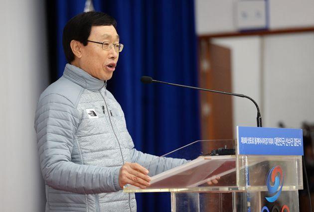 김상항 대한빙상경기연맹