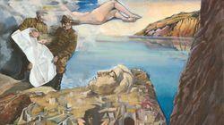 Ατομική έκθεση ζωγραφικής του Αλέκου Λεβίδη στη «Γκαλερί