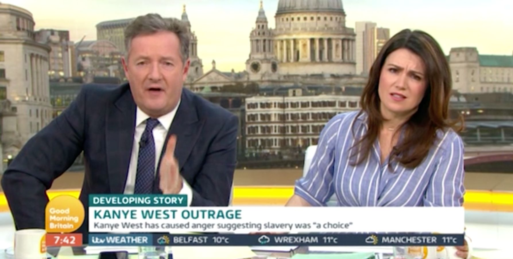 'Good Morning Britain' Cuts Guest's Microphone After Racism Debate Descends Into 'Vile