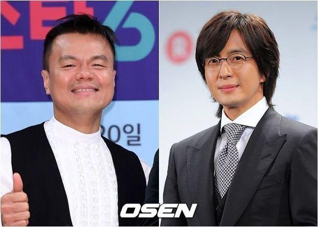[Oh!쎈 레터] 박진영·배용준