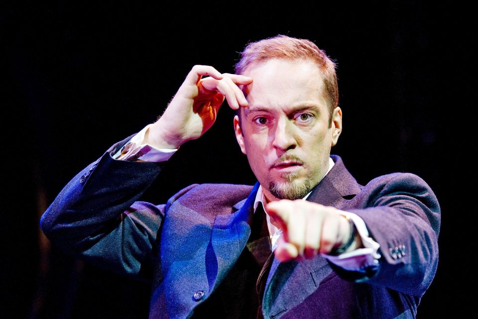 I Was Hypnotised By Derren Brown And Woke Up In