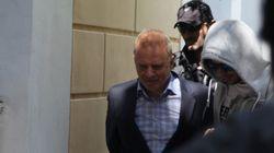 16 χρόνια ποινή κάθειρξης αλλά με αναστολή στον Λιακουνάκο για προμήθεια συστημάτων «ηλεκτρονικού
