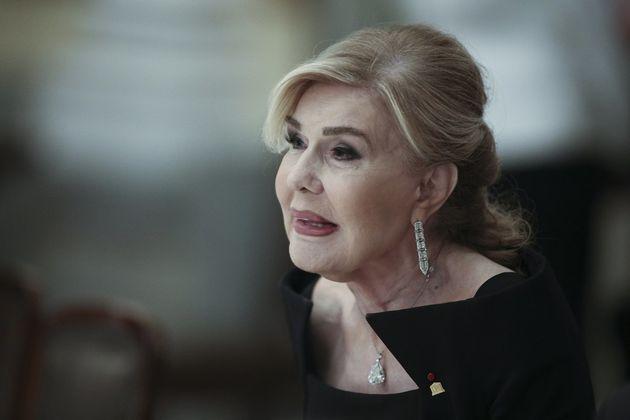 Οι Ρόταρυ βραβεύουν την Μαριάννα Βαρδινογιάννη και στηρίζουν το «Όραμα