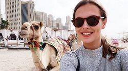 Αυτή η αεροσυνοδός έγινε viral στο Instagram για τον πιο σωστό λόγο...τις εντυπωσιακές ταξιδιωτικές εμπειρίες