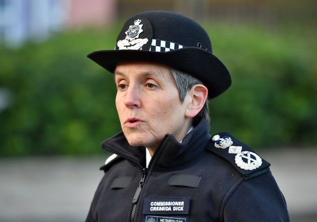 Metropolitan Police Commissioner Cressida Dick has said more stop-and-search operations will help cut...