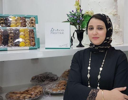 Fatima-Zahra Guendouz: