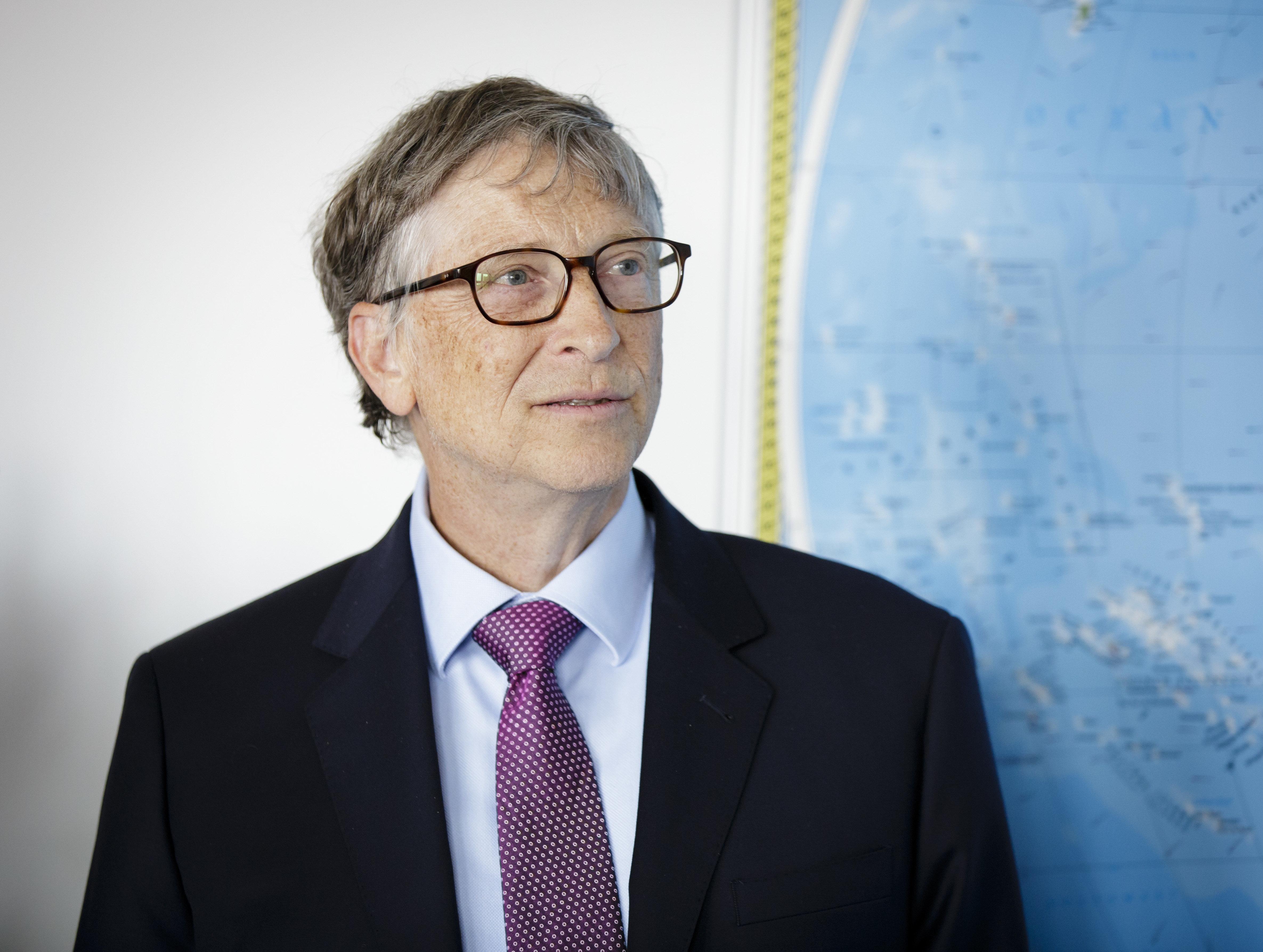 Millionen Leben in Gefahr: Wie Bill Gates gegen Killer-Grippe