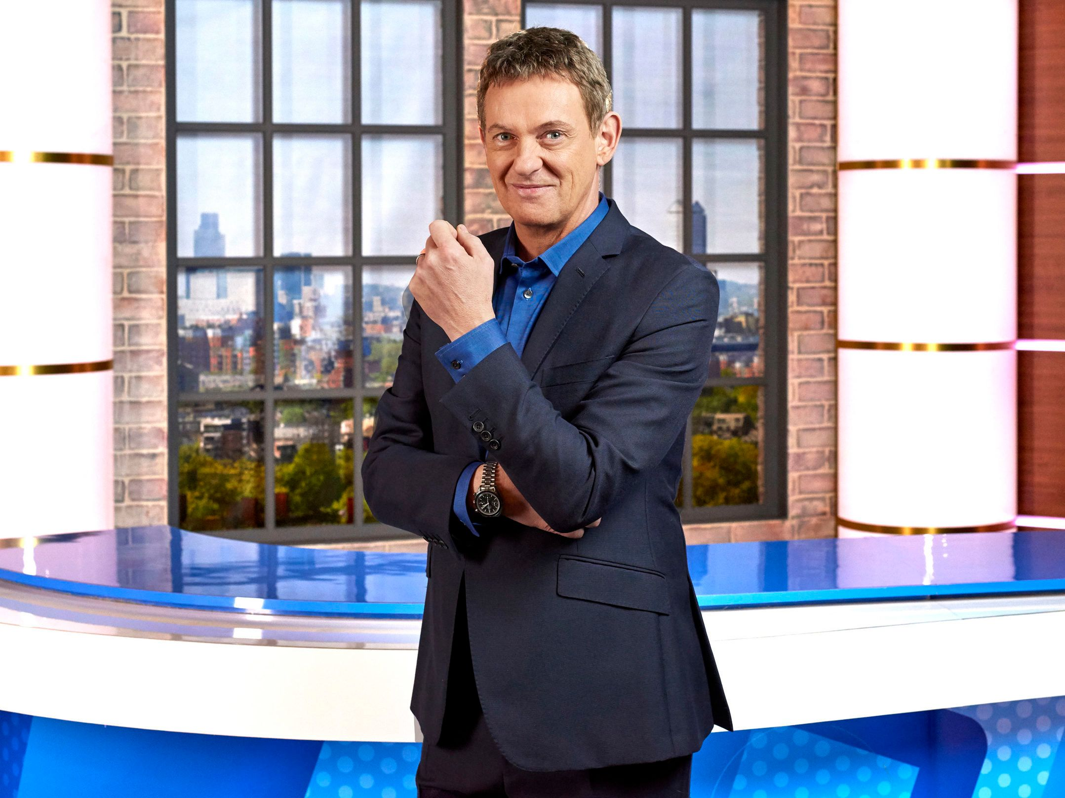 'The Wright Stuff' Host Matthew Wright Explains His Reason For Quitting The Channel 5