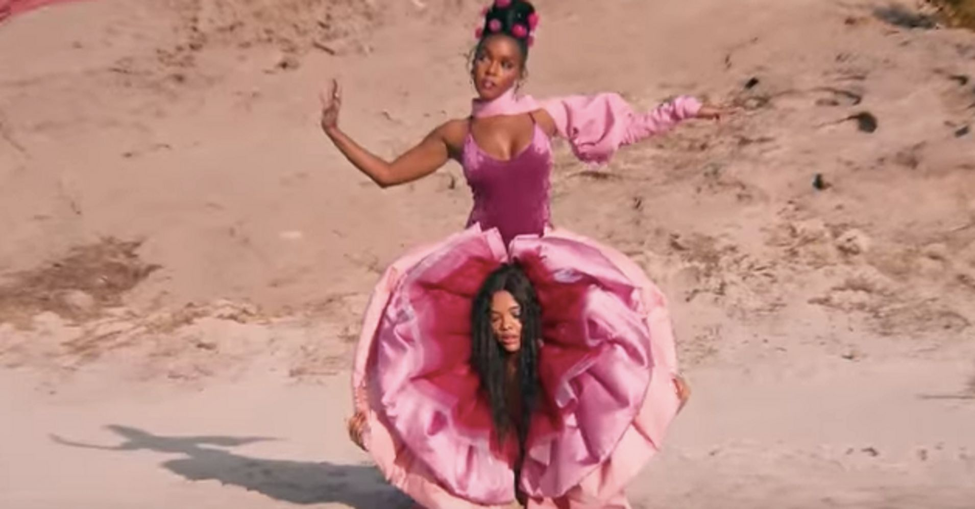 Run, Don't Walk: Janelle Monáe May Be Mass-Producing Those Vagina Pants