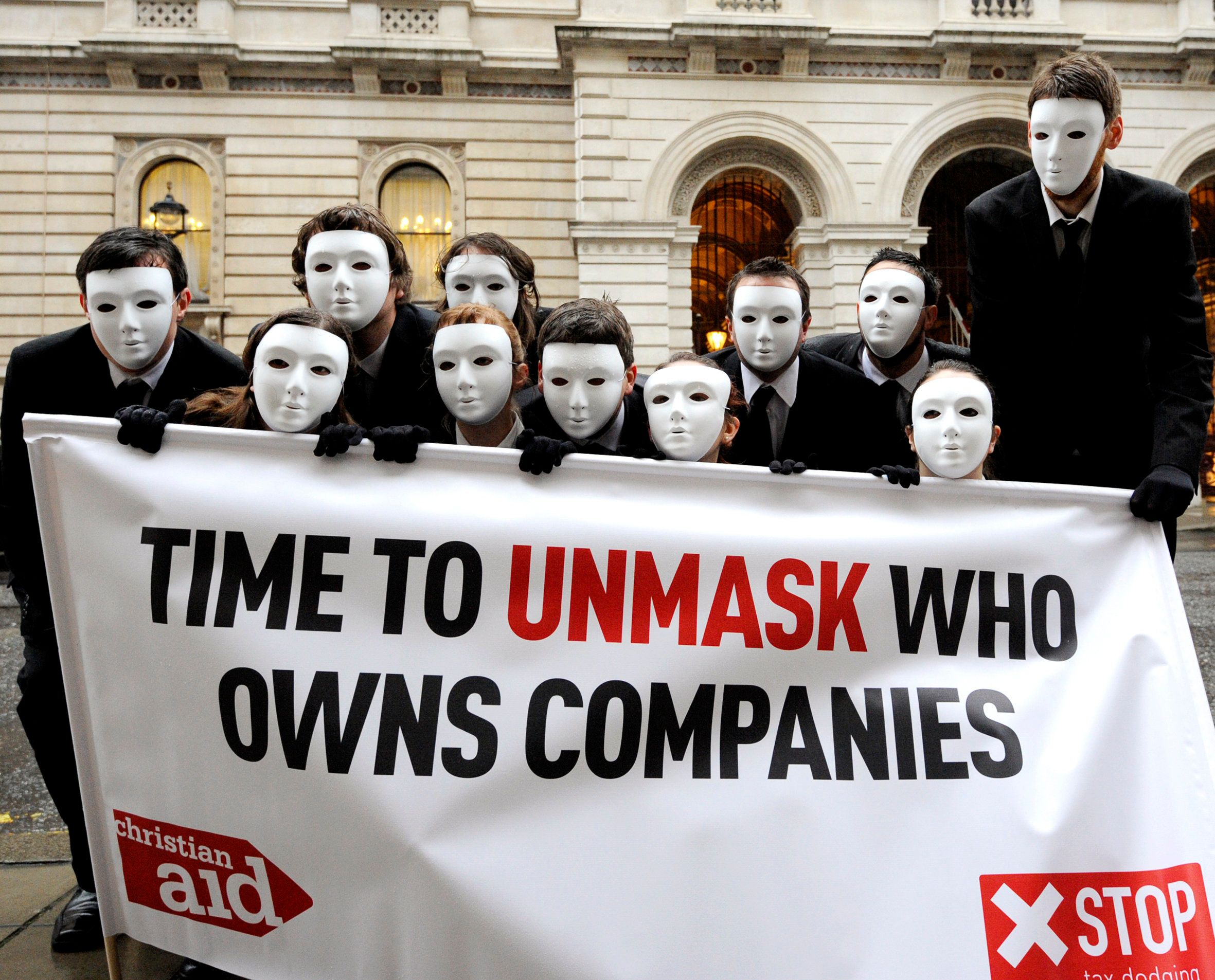 Lawmakers to Vote on Targeting 'Dirty Money' in UK Tax Havens