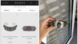 Ce bracelet Gucci à 890 $ ressemble à s'y méprendre aux bracelets berbères du Maroc