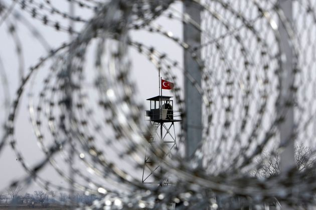 Συνελήφθη Τούρκος στις Καστανιές