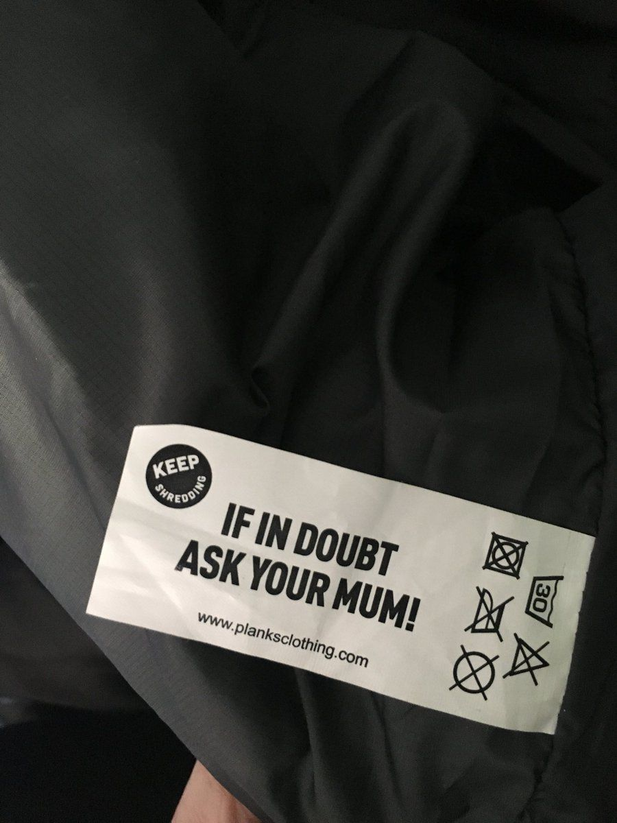 Why Are Clothing Brands Still Doing Sexist Washing Labels? It's Not Mum's Job To Do Your