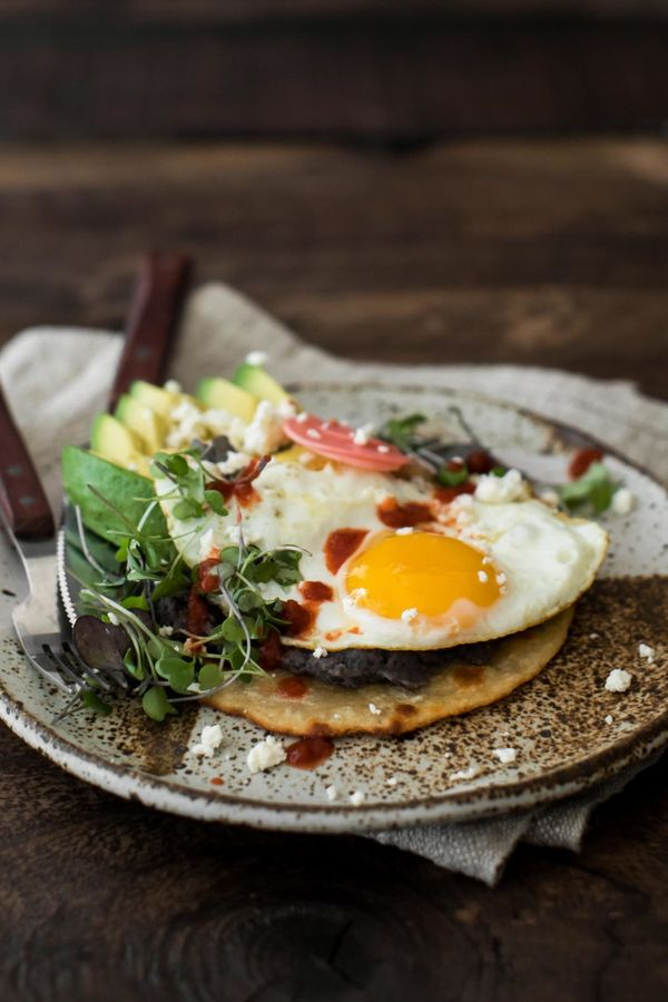 "<strong>Get the <a href=""https://naturallyella.com/breakfast-tostada/"" target=""_blank"">Breakfast Tostada</a> recipe from Natu"