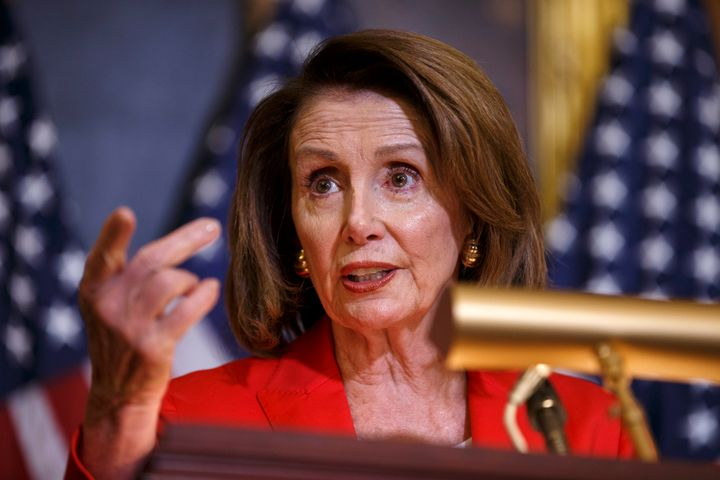 Democrats hope to lift House Minority Leader Nancy Pelosi back into the majority in November's elections.