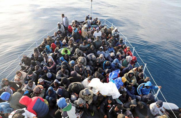 Plus de 600 migrants morts cette année en tentant de traverser la Méditerranée vers