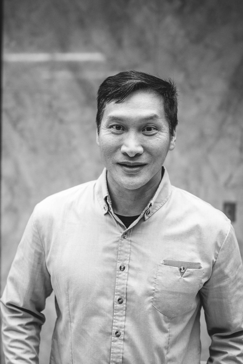 ROOTS co-founder Eddy Zheng.