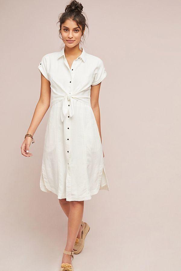"Get it at <a href=""https://www.anthropologie.com/shop/elspeth-linen-shirtdress?category=dresses&color=010&quantity=1&"