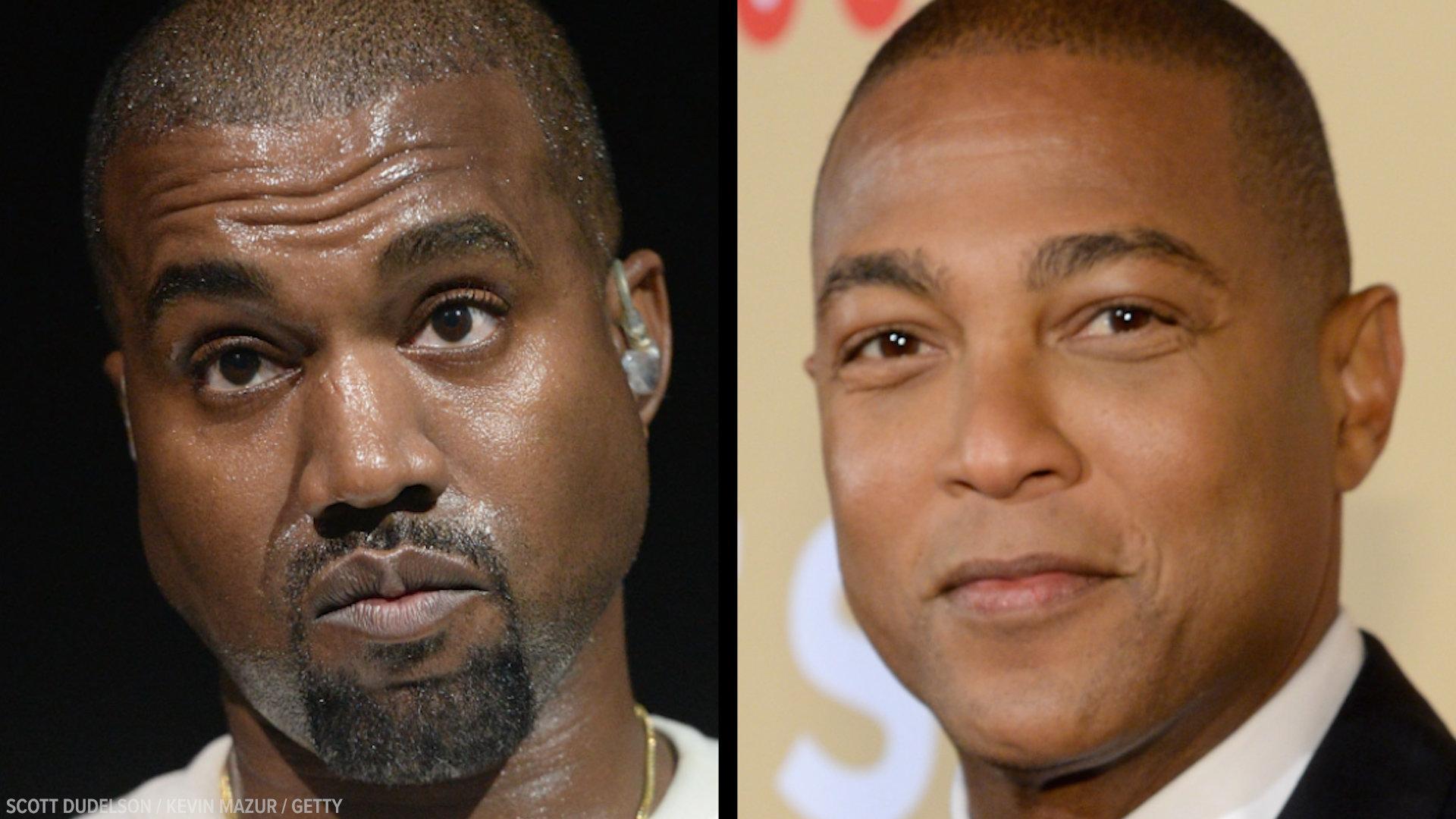 Kanye West / Don Lemon