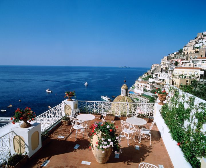 Based on her blog, Markle has a thing for Italy, including the Amalfi Coast, a popular (and beautiful) tourist destinati