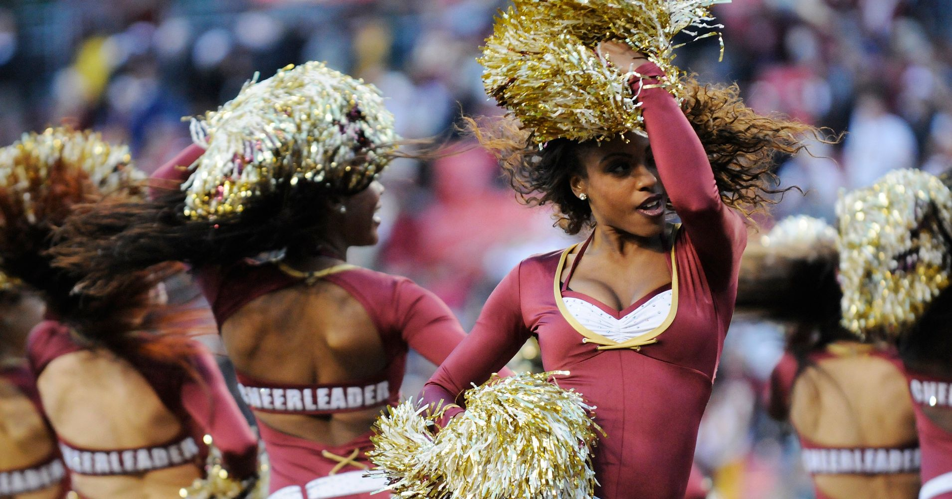 Several cheerleaders for the Washington NFL team revealed to The New York  Times on Wednesday that their jobs often take them off the field and into  sexually ...