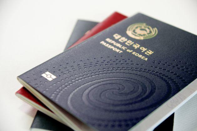 2020년부터 여권 디자인이