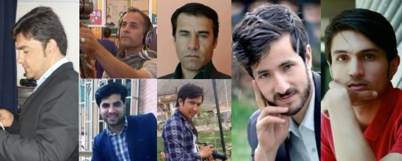 Journée mondiale de la liberté de la presse: Afghanistan, Palestine,