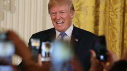 미국 하원의원들이 트럼프를 노벨평화상 후보로 공식 추천했다