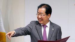 자유한국당 4선 의원이 홍준표 사퇴를 공개