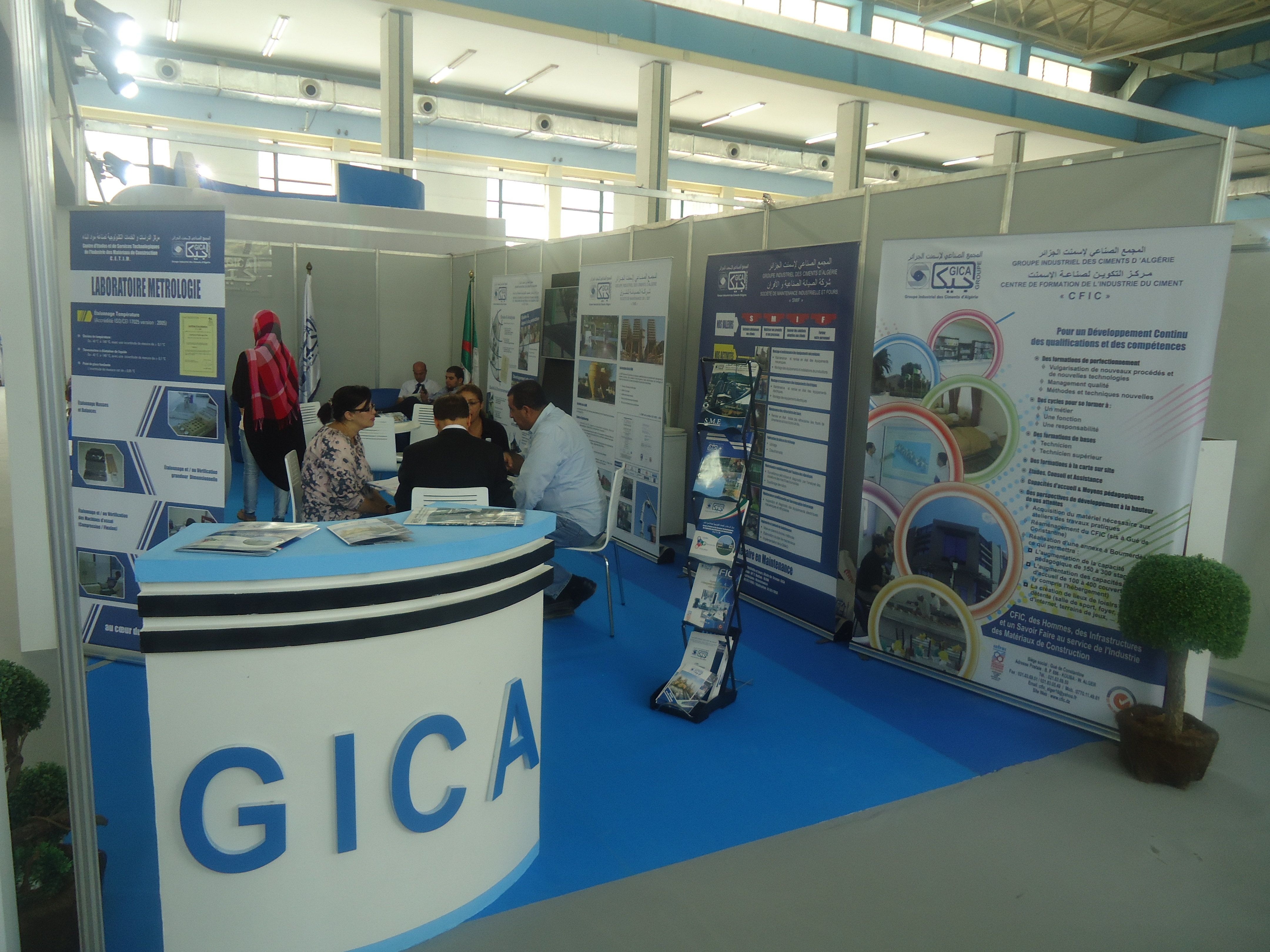Ciment: le Groupe GICA exporte pour la première fois vers