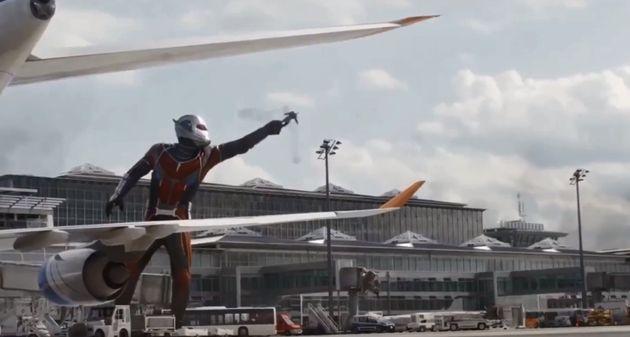 '캡틴 아메리카: 시빌 워'에서 어벤져들을 놀라게 했던