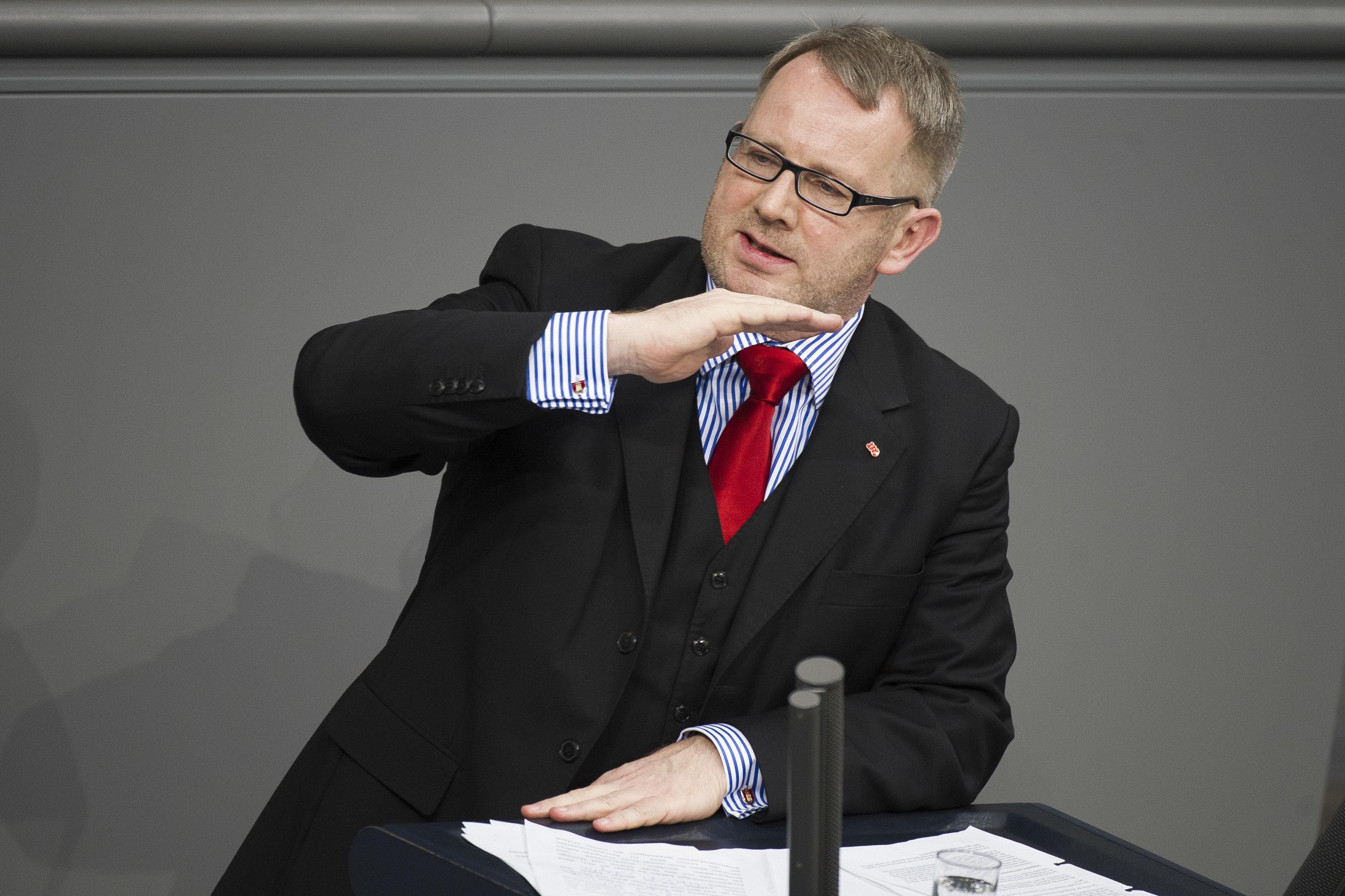 SPD-Politiker Kahrs attackiert von der Leyen: