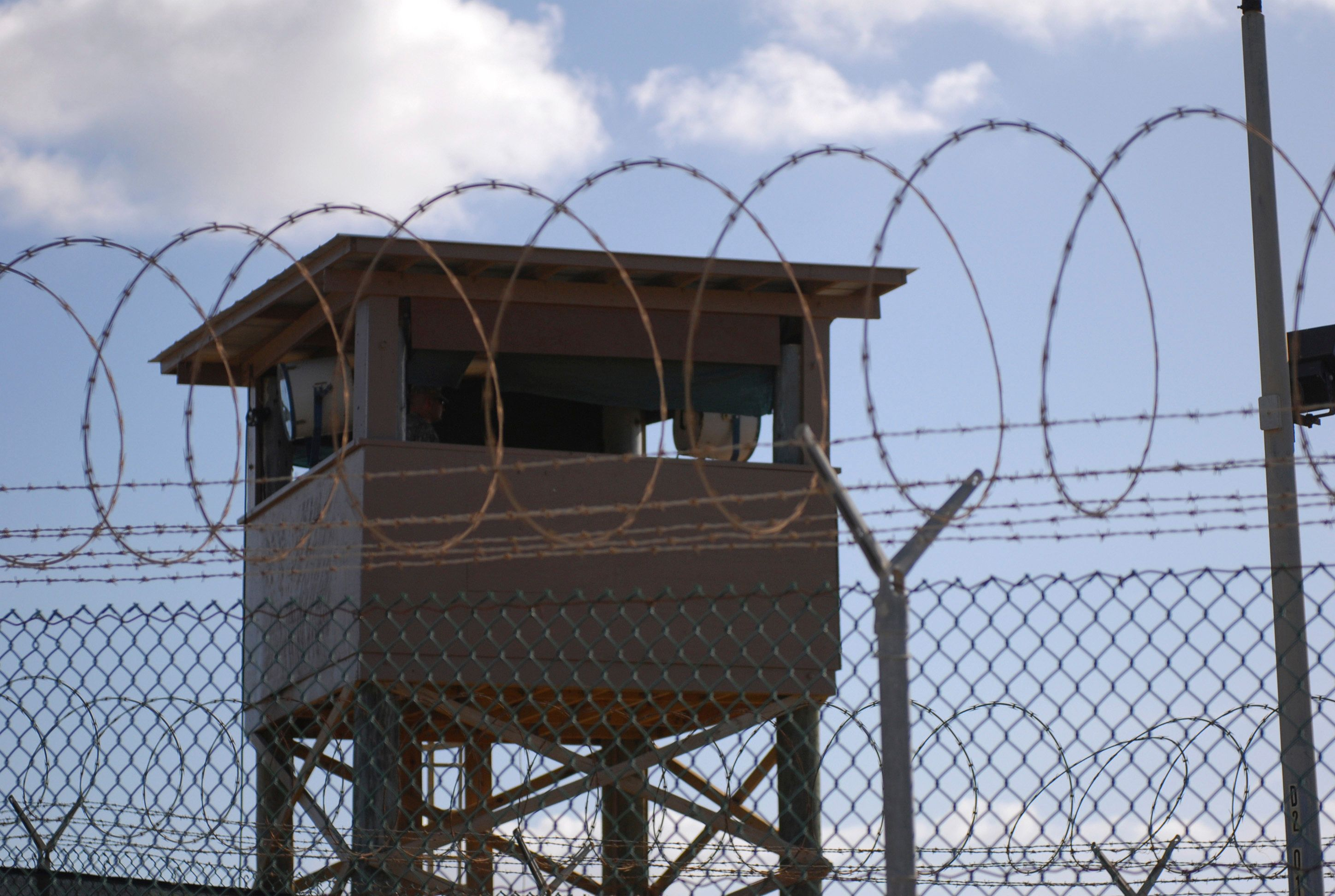 United States transfers first detainee out of Guantanamo under Trump