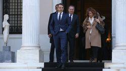 Η ανακοίνωση της ΝΔ για τις «17 διμοιρίες ΜΑΤ που συνοδεύουν τον Τσίπρα στη Λέσβο» που όμως είναι...μόνο