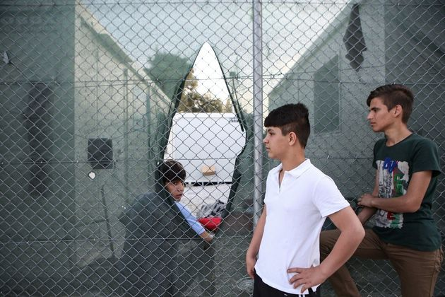 Έκκληση για άμεση μεταφορά των προσφύγων από τα νησιά στην ενδοχώρα από τους Γιατρούς Χωρίς Σύνορα ανήμερα...