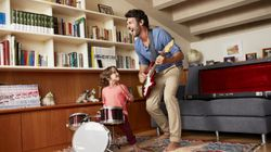Listening To Music With Your Kids Could Strengthen Your