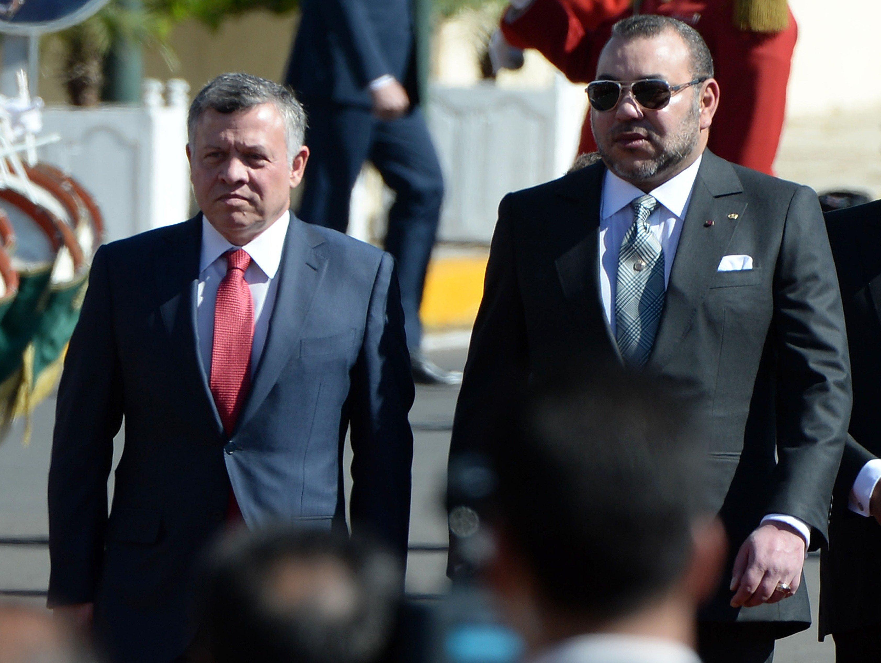 """La Jordanie affirme son soutien au Maroc """"face aux menaces contre son intégrité territoriale"""""""