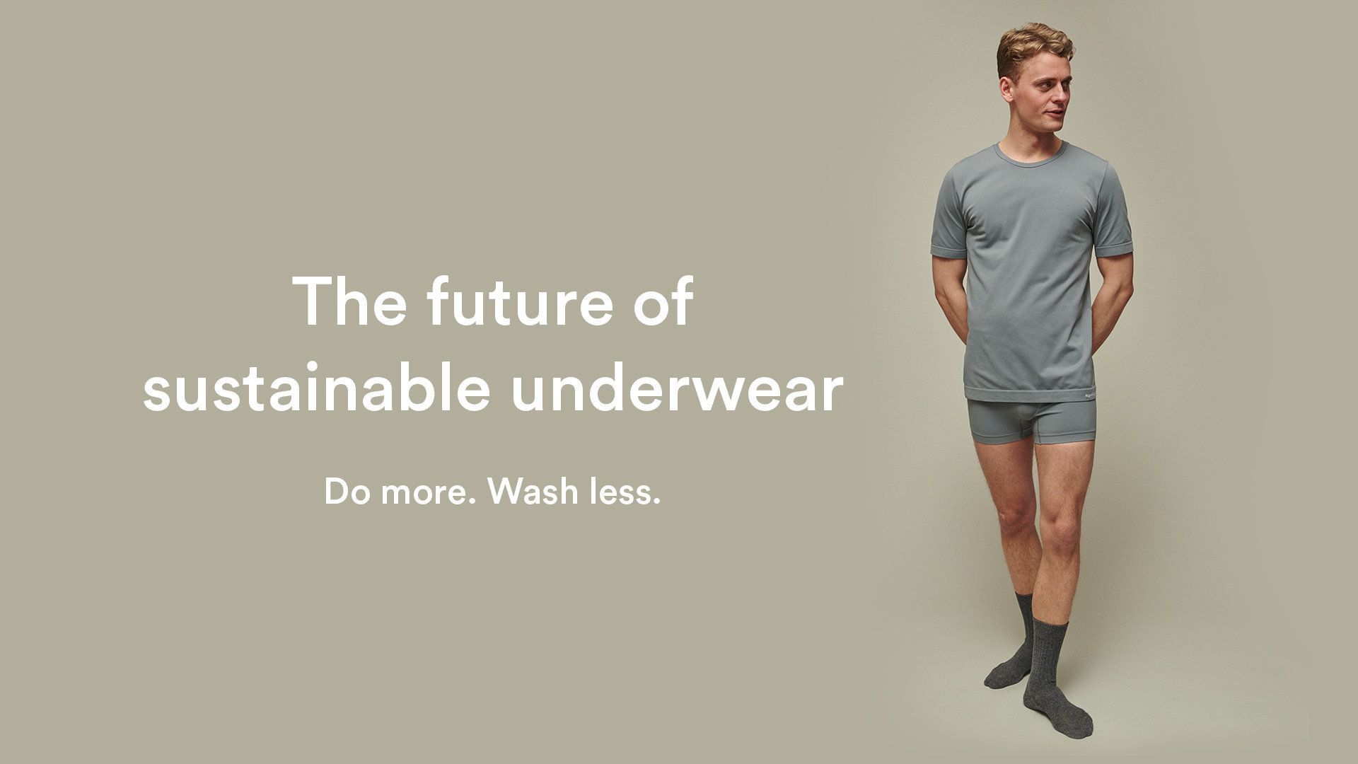 This Sustainable Underwear Doesn't Have To Be Washed 'For Weeks'