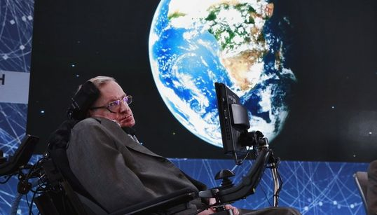 Stephen Hawking's Final Paper Makes The Universe Just A Bit Less