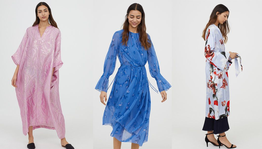 H&M Has Released A New Modest Clothing Collection For