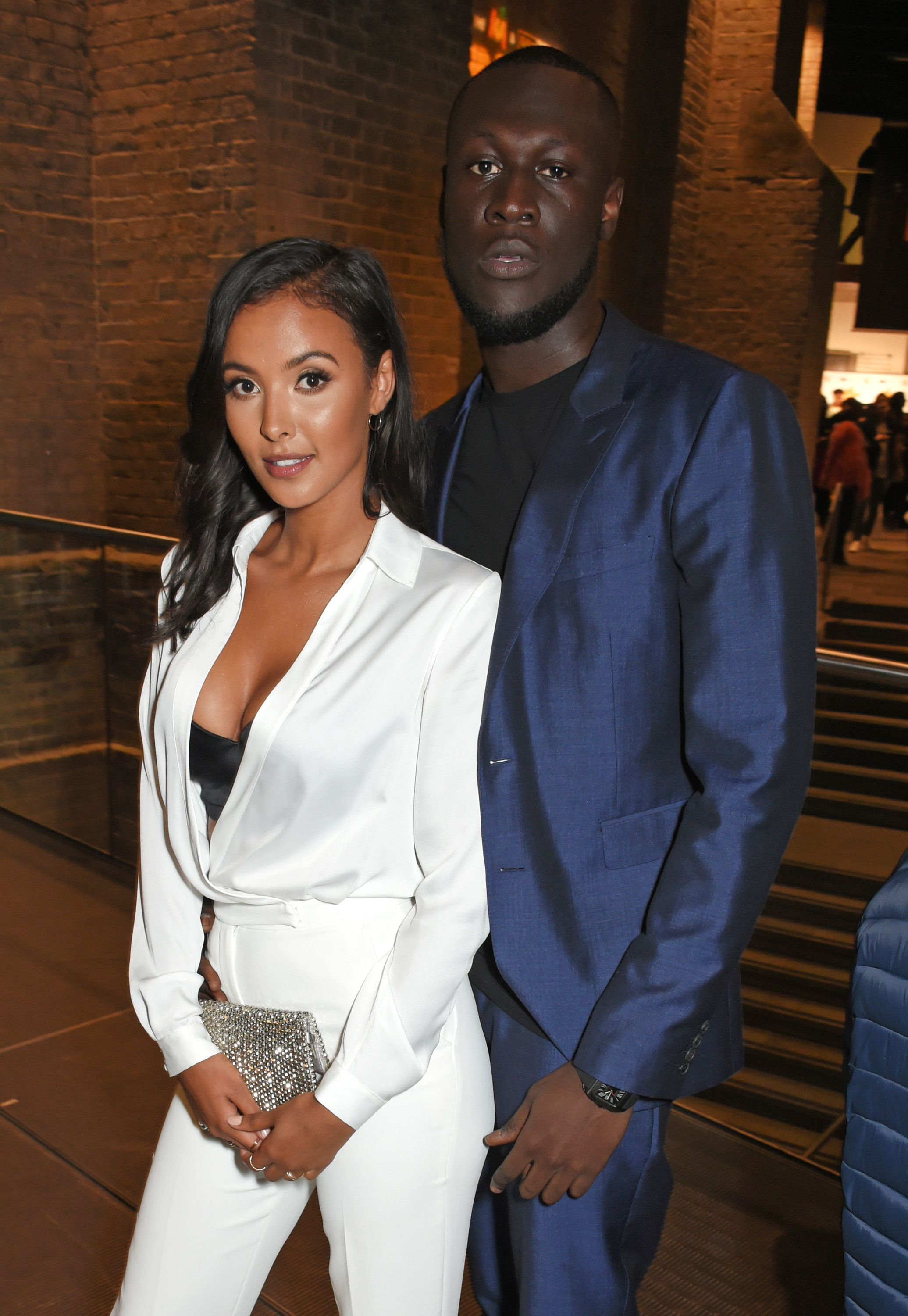 Stormzy Speaks Out On Maya Jama Race Controversy, Agreeing Her Comments Were 'An Insult'