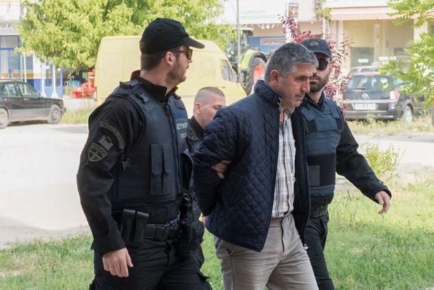 Ελεύθερος αφέθηκε ο Τούρκος που συνελήφθη στον Έβρο. Η ποινή, η διαδικασία απέλασης και οι δηλώσεις του