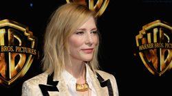 H Cate Blanchett σπάει τη σιωπή της για τον Harvey Weinstein και τον Woody