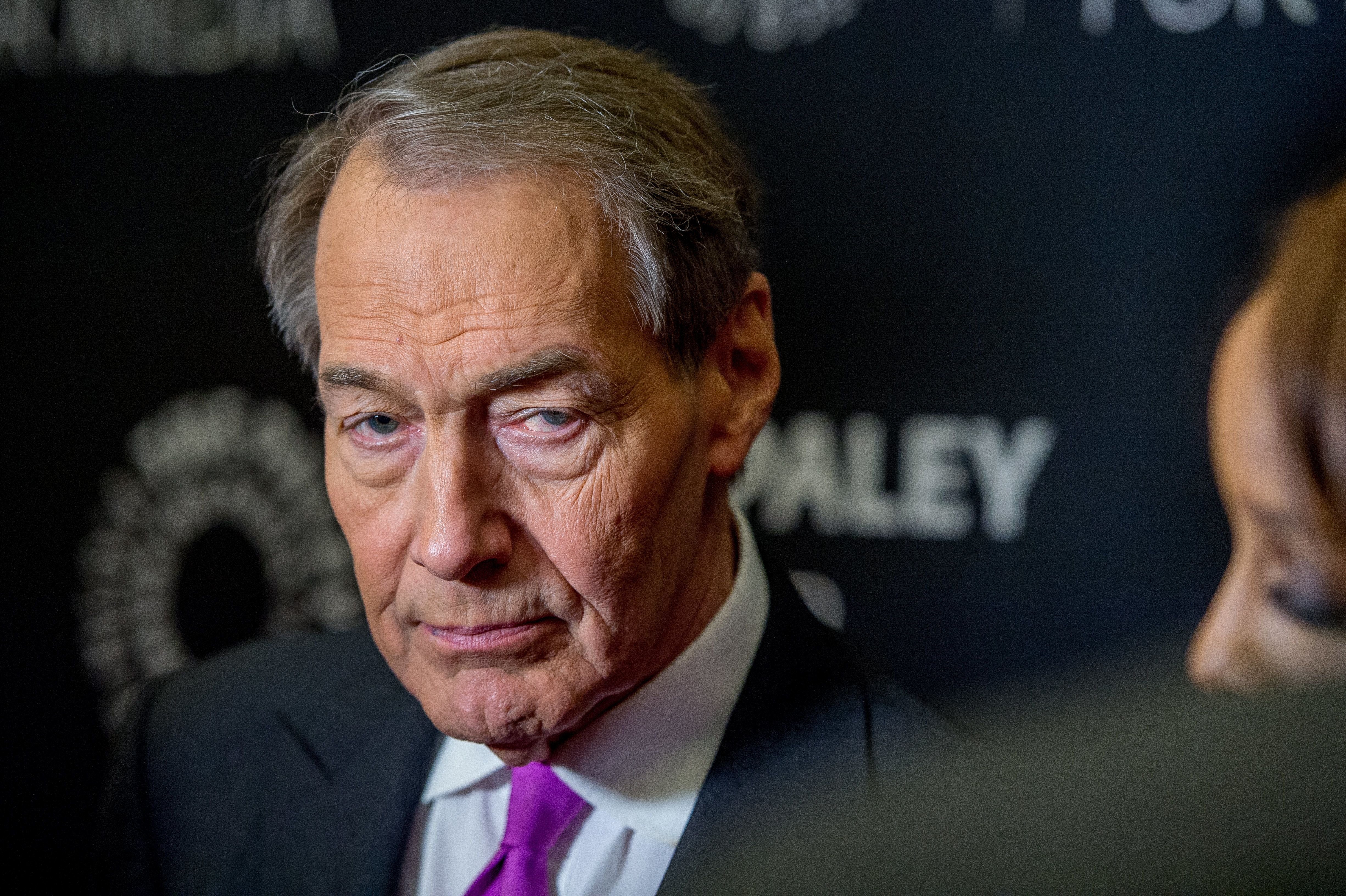 NEW YORK, NY - NOVEMBER 01:  Charlie Rose attends The Paley Center for Media Presents: The News is Back: CBS This Morning And The Morning Landscape at The Paley Center for Media on November 1, 2017 in New York City.  (Photo by Roy Rochlin/Getty Images)