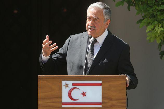 Ακιντζί: Η ελληνοκυπριακή πλευρά «διαστρεβλώνει το πλαίσιο