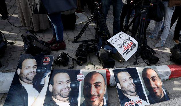 Le collectif de défense de Sofien Chourabi et Nadhir Ktari annonce l'internationalisation de