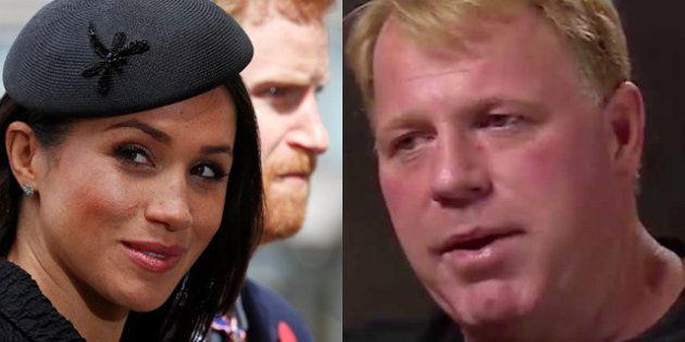 Le demi-frère de Megan Markle prévient le prince Harry