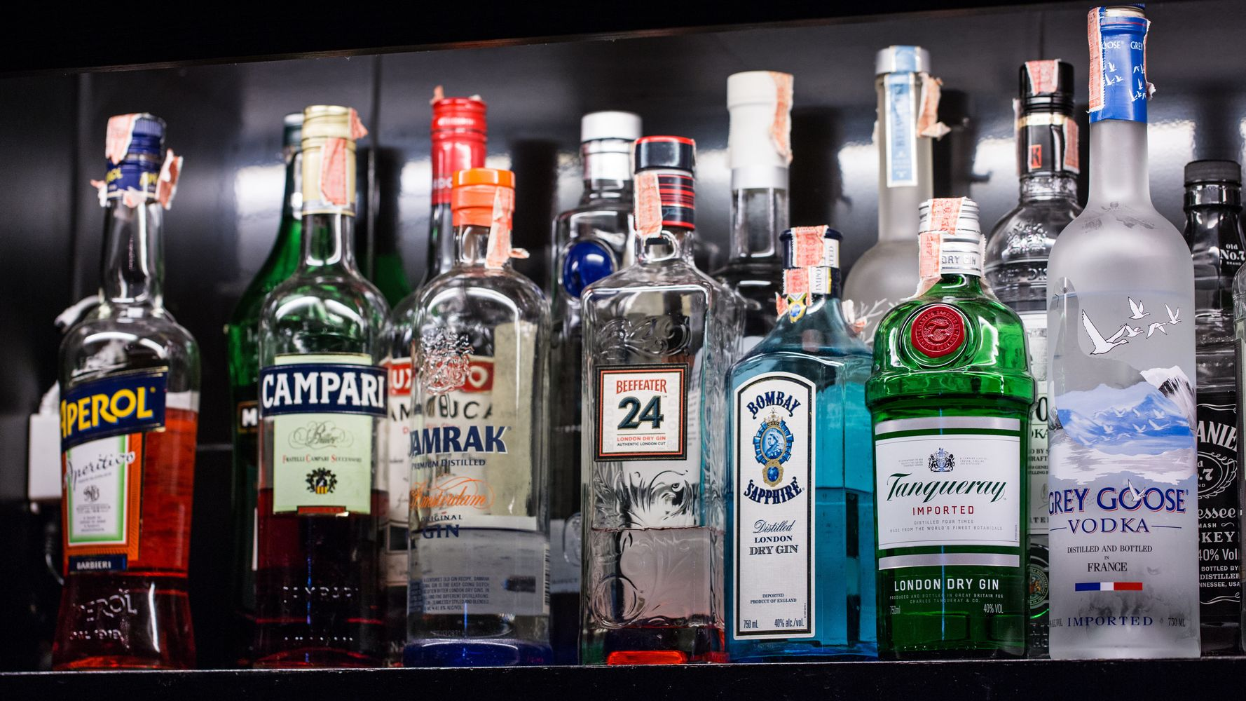 Why Are Alcoholic Drinks Called 'Booze'? | HuffPost Life