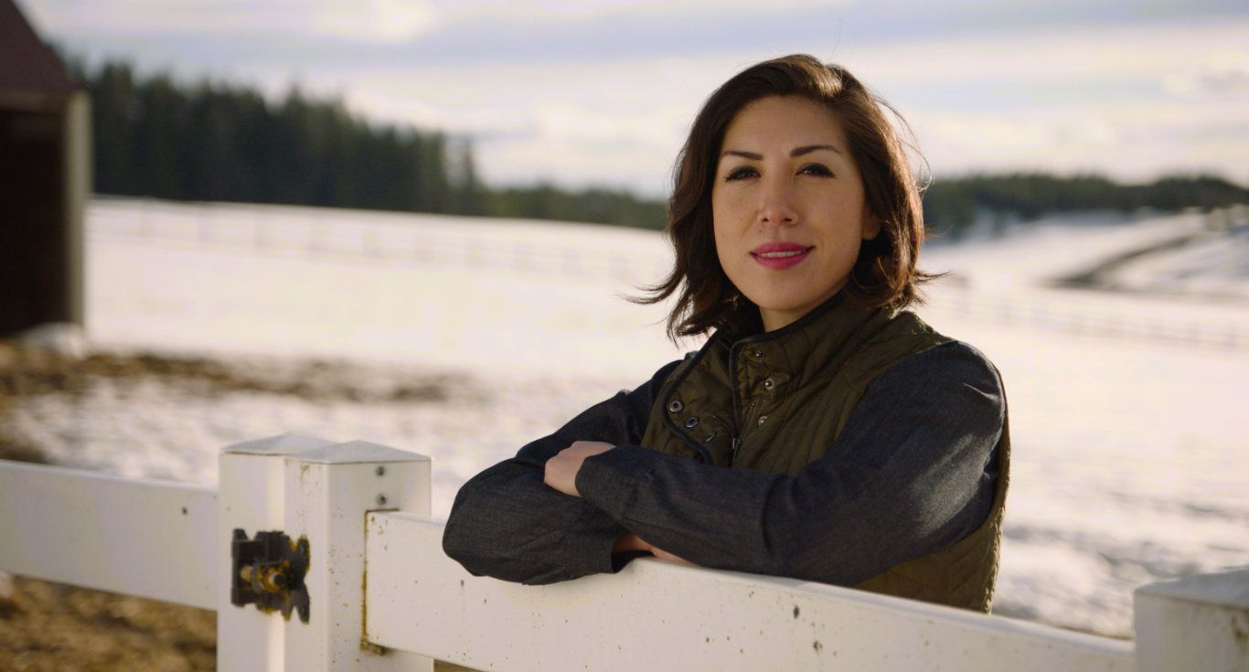Paulette Jordan is a progressive Democrat running for governor in a deeply red state. And she's actually doing well.